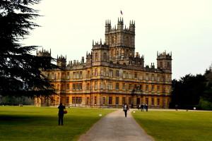 Highclere - bedre kendt som Downton Abbey er blevet et trækplaster.
